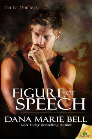 Reading books Figure of Speech (Halle Shifters, #4)