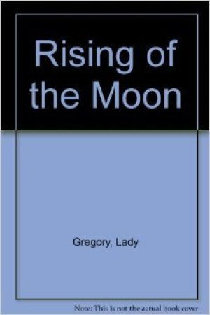 Reading books The Rising of the Moon