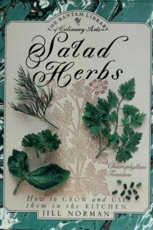 Reading books Salad Herbs: Library of Culinary Arts