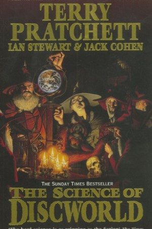 Reading books The Science of Discworld