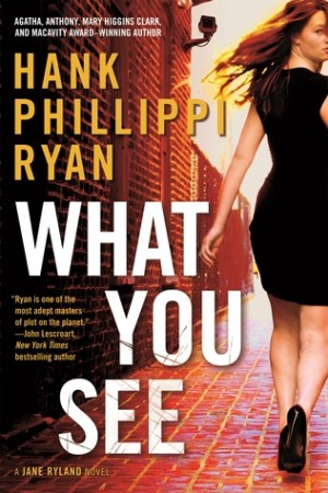 read online What You See (Jane Ryland, #4)