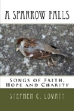 read online A Sparrow Falls: songs of passion