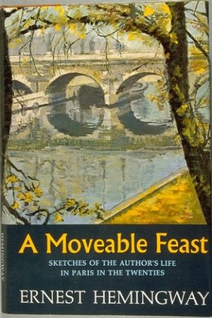 Reading books A Moveable Feast