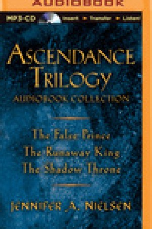 read online Ascendance Trilogy: The False Prince, The Runaway King, The Shadow Throne