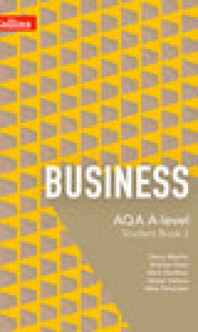 AQA A-Level Business Student Book 2