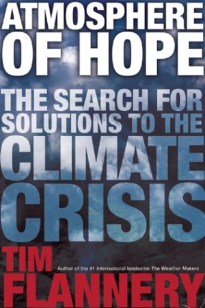 Reading books Atmosphere of Hope: Searching for Solutions to the Climate Crisis