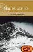 Download Mal de Altura: Cronica de una Tragedia en el Everest books
