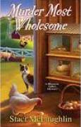 Download Murder Most Wholesome (A Blossom Valley Mystery, #5) pdf / epub books