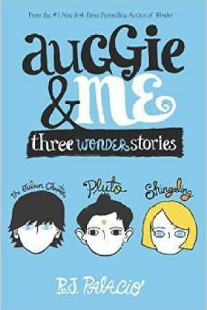 Reading books Auggie & Me: Three Wonder Stories (Wonder #1.5, 1.6, 1.7)