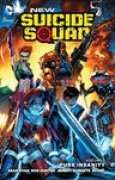Download New Suicide Squad, Volume 1: Pure Insanity pdf / epub books
