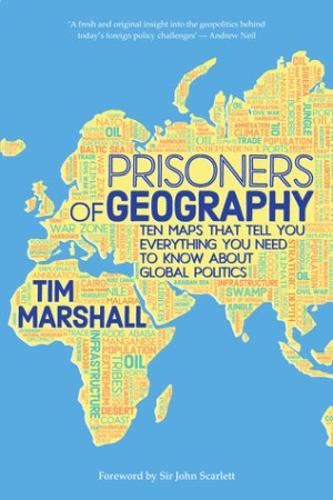 Reading books Prisoners of Geography: Ten Maps That Tell You Everything You Need to Know About Global Politics