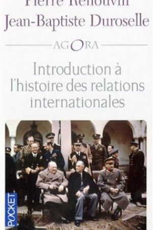 Reading books Introduction l'histoire des relations internationales