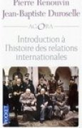 Download Introduction l'histoire des relations internationales pdf / epub books