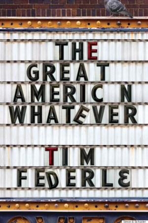 Reading books The Great American Whatever