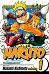 Naruto, Vol. 01: The Tests of the Ninja (Naruto, #1)