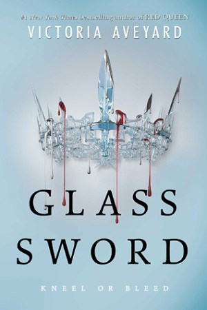 read online Glass Sword (Red Queen, #2)