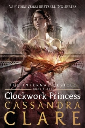 Reading books Clockwork Princess (The Infernal Devices, #3)