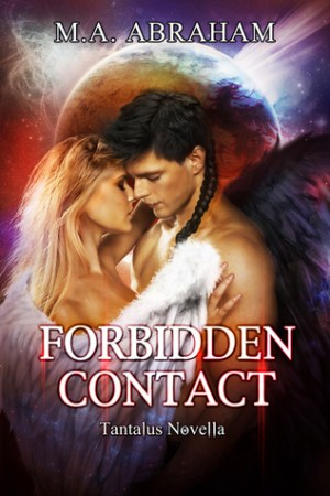 Reading books Forbidden Contact