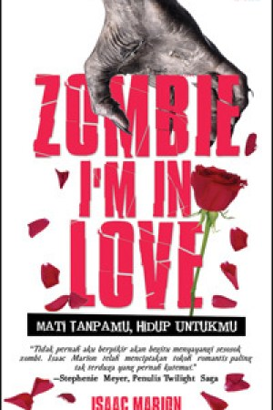 Reading books Zombie, I'm In Love