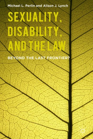 Reading books Sexuality, Disability, and the Law: Beyond the Last Frontier?