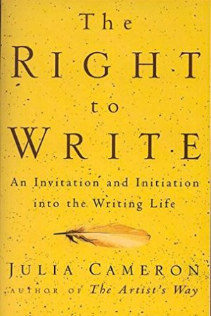 Reading books The Right to Write: An Invitation and Initiation into the Writing Life