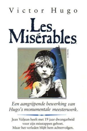Reading books Les Misrables