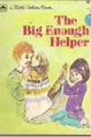 read online The Big Enough Helper (a Little Golden Book)
