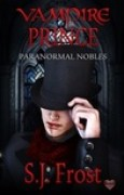 Download Vampire Prince (Paranormal Nobles, #1) books