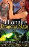 Billionaire Dragon's Mate (Treasure Lane Dragons #2)