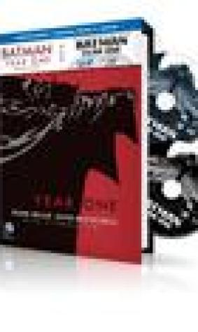 Batman: Year One Book & DVD Set (Canadian Edition)