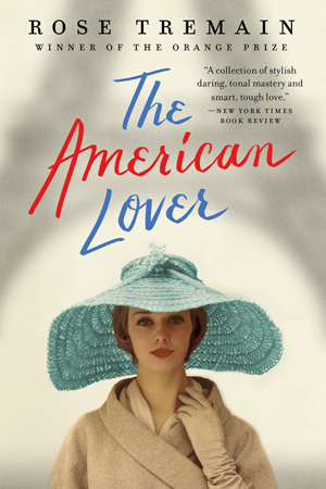 Reading books The American Lover