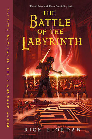 Reading books The Battle of the Labyrinth (Percy Jackson and the Olympians, #4)