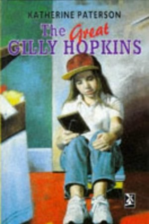 Reading books The Great Gilly Hopkins
