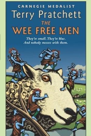 read online The Wee Free Men (Discworld, #30; Tiffany Aching, #1)