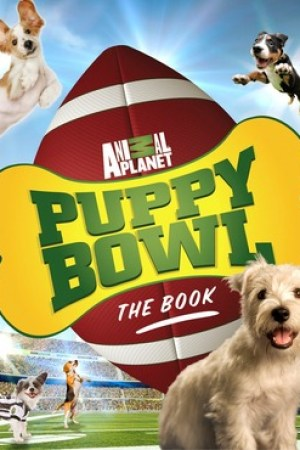 Reading books Puppy Bowl: The Book