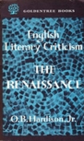 English Literary Criticism: The Renaissance