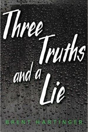Reading books Three Truths and a Lie