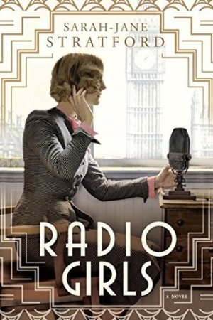 Reading books Radio Girls