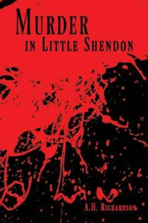 Reading books Murder in Little Shendon