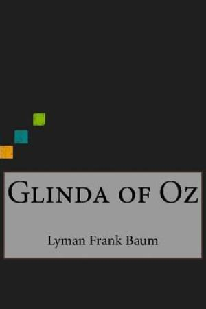 Reading books Glinda of Oz