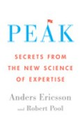Download Peak: Secrets from the New Science of Expertise pdf / epub books