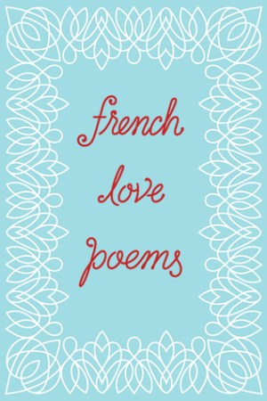 Reading books French Love Poems
