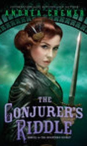 The Conjurer's Riddle (The Inventor's Secret, #2)