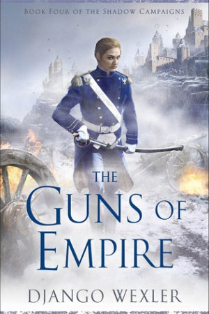 read online The Guns of Empire (The Shadow Campaigns, #4)