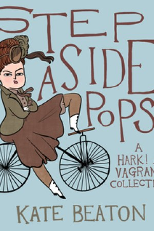 Reading books Step Aside, Pops (Hark! A Vagrant, #3)