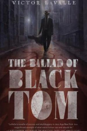 Reading books The Ballad of Black Tom