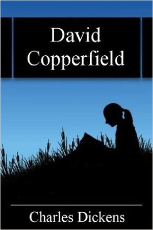Reading books David Copperfield