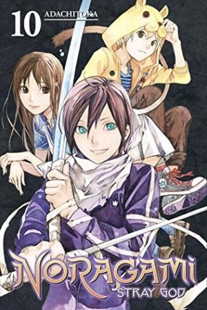 Reading books Noragami: Stray God, Vol. 10: Back From the Dead