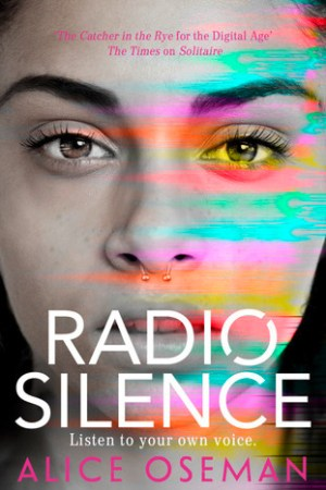 Reading books Radio Silence