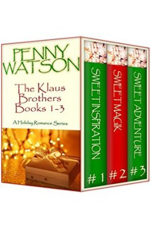 Reading books The Klaus Brothers Boxed Set (Klaus Brothers, #1-3)